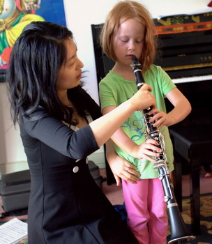 Woodwind School - Clarinet lessons