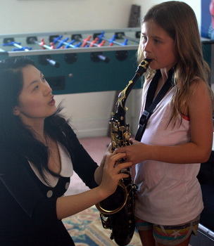 Woodwind School - Saxophone lessons